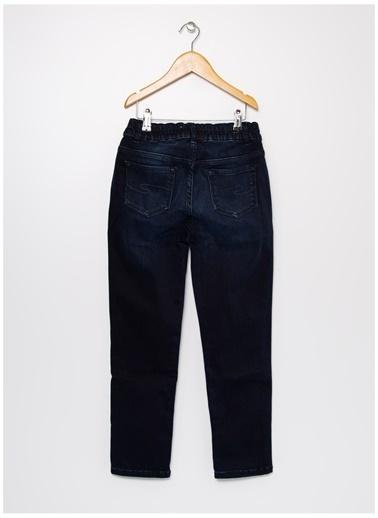 Lee Cooper Lee Cooper 121003 Koyu Siyah Kadın Denim Pantolon Siyah